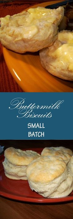 Easy peasy Buttermilk Biscuits-Small Batch recipe. | recipezazz.com