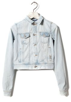 Pull and Bear - Basic Denim Jacket
