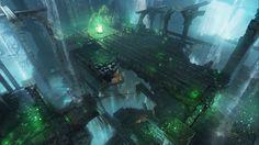 Inside 3D - 로스트아크 원화,이미지 모음 1/2 Environmental Art, Game Art, Concept Art, Sci Fi, Creatures, Scene, Fantasy, World, Inspiration