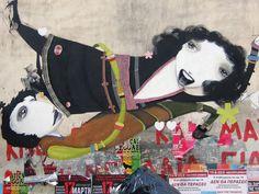 Collection of great graffiti art, life is beautiful when art is all around us! See more graffiti art, street art, urban art from graffiti artist Mr Pilgrim. Urban Graffiti, Street Art Graffiti, Installation Street Art, Best Street Art, Hip Hop Art, Found Art, Street Artists, Graffiti Artists, Outdoor Art