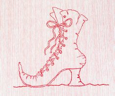Which Witch's Boot Embroidery by Susan » Notions