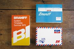 BRANIFF INTERNATIONAL | TRAVELER'S notebook