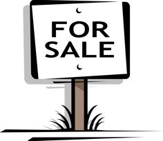 real estate sign clip art real estate symbol for a sold real rh pinterest com sold sign clipart real estate sold sign clipart