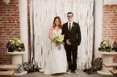 Lace and Film Wedding Ideas