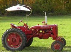 1952 Farmall Super C Farmall Super C, International Harvester, Tractors, Farm Life, Nostalgia