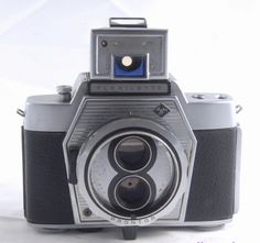 Agfa Flexilette TLR Camera Apotar 45mm 2.8f