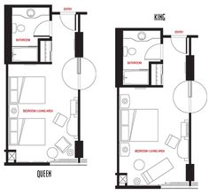 Hotel Room Floor Plans | ... in Las Vegas, NV - Best Las Vegas Hotel Room Deals - Treasure Island