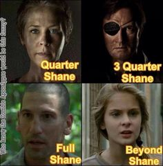 4 phases of Shane...   lol I Love these full Shane posts