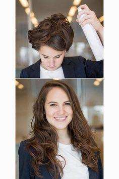 Haar how to: snelle en simpele trucs voor verschillende haarstijlen part two   Fashionlab