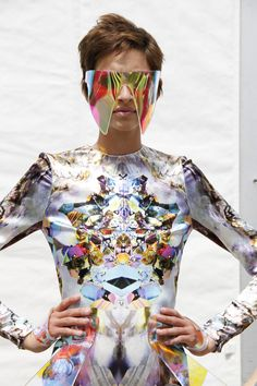 Art Institute Fashion Design Design featuring Swarovski