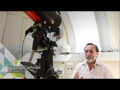 Brazilian astrophysicist Augusto Damineli explains Eta Carinae and its binarity.