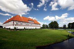 Aakjær Manorhouse, Denmark