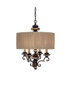 Capital Lighting 3884 Park Place 18 Inch Mini Chandelier