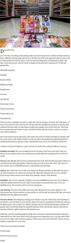 This Dad's Letter Is Fantastic. I'm On His Side.   (http://www.tickld.com/x/cs/this-dads-letter-is-fantastic-im-on-his-side)  Dr. Kelly Flanagan, a licensed clinical psychologist and happy father of three, ...