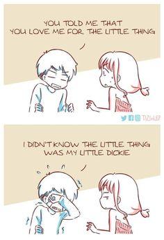 Love Cartoon Couple, Cute Love Cartoons, Anime Love Couple, Couple Stuff, Funny Couples, Cute Anime Couples, Cute Comics, Funny Comics, Good Morning Cartoon