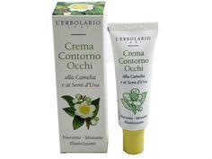Crema Contorno Occhi (Eye Cream) with Camellia & Grape Seed by L'Erbolario Lodi
