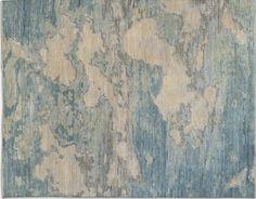 luke irwin: clouds 1 (rug)