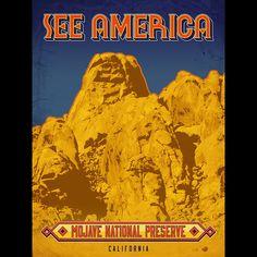 Mojave National Preserve by Roberlan Borges  #SeeAmerica