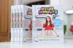 Nerdy Nummies Cookbook Published in German!