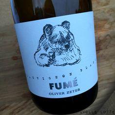 """2014 """"Fumé"""" Sauvignon Blanc trocken Weingut Oliver Zeter"""