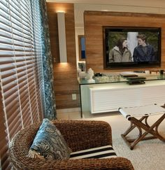 living Flat Screen, Log Projects, Tv Rooms, Houses, Blood Plasma, Flatscreen, Dish Display