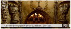 L'incroyable ossuaire de Sedlec en république Tchèque