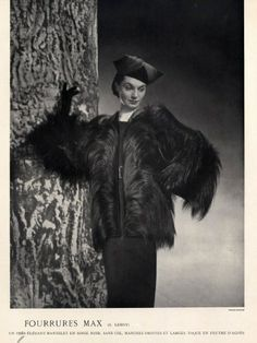 Fourrures Max (Fur Clothing) 1937