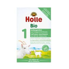 Holle Goat Milk Formula Organic Infant Baby Milk Stage Holle goat milk formula 1 contains all the nutrients needed by an infant from birth to one year. Hipp Baby, Goat Milk Formula, Organic Supermarket, Organic Formula, Powdered Milk, Organic Baby, Baby Feeding, Baby Food Recipes, Goats