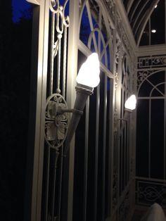Настенный светильник - факел MP-46 — Архитектурная подсветка — Интернет магазин Belisama