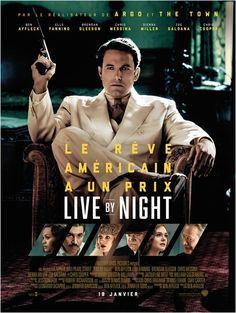 Live by Night de Dennis Lehane // (VF) Ils vivent la nuit