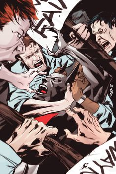 Batman Beyond #5 (2011)