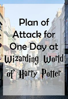 This is a must read if you are going to spend some time to spend at the WIzarding World of Harry Potter. Make the most of your day and see all your top items at Universal Studios and Islands of Adventure in Orlando.