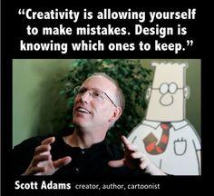 Incredibly Interesting Authors | Dilbert creator Scott Adams