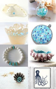 sea treasures TreasuryPin.com