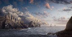 Game of Thrones: 9 Worst Destinations In Westeros by techgnotic on DeviantArt