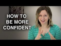 How to Be More Confident - 3 Tips for Singers - Felicia Ricci