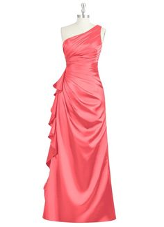 c859c19fc3 AZAZIE KAMILA. The sweet floor-length bridesmaid dress by Azazie has an A-