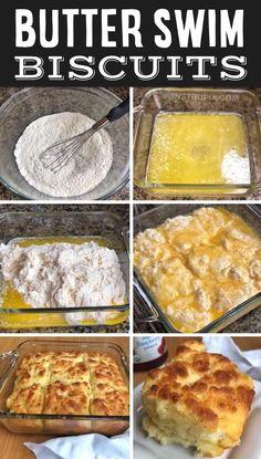 Comida Filipina, Homemade Biscuits Recipe, Quick Biscuit Recipe, Easy Biscuit Recipes, Easy Biscuit Recipe 3 Ingredients, Recipes With Biscuits, Homemade Breads, Easy Homemade Recipes, Soft Butter Biscuit Recipe