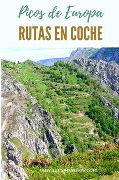 Una ruta espectacular para realizar en coche, por los Picos de Europa, entre León y Asturias... #León #Asturias #PicosdeEuropa #Spain Best Places To Travel, Places To Visit, Asturian, Asturias Spain, Slow Travel, World Photo, Parcs, Spain Travel, Travel With Kids