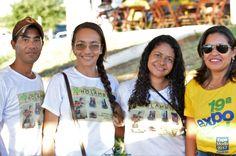 Foto: Lucas Souza Publicidade  Equipe Holambra presente na EXPOAGRI 2017- Irecê-BA.  Parceira do nosso grupo Rede LSP.