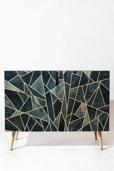 Elisabeth Fredriksson Shattered Sky Credenza | DENY Designs Home Accessories