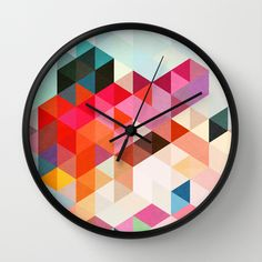 Heavy words 01. by Three of the Possessed as a high quality Wall Clock. Free Worldwide Shipping available at Society6.com from 11/26/14 thru 12/14/14. Just one of millions of products available.