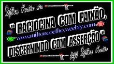 """00 Download Grátis - Wallpaper (1366x768) - Free Download  """"Raciocina com paixão, discernindo com asserção""""  (translation: Ratiocinate with passion, discerning with assertion)  Criado no dia/Created on 30/04/2016  Por/By:  Milton Coelho"""