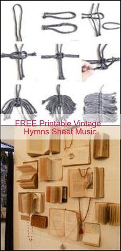 Diy Crafts Vintage, Printable Vintage, Clothes Hanger, Free Printables, Sheet Music, Check, Hangers, Coat Hanger, Free Printable