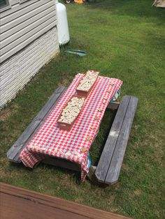 Picnic Blanket, Outdoor Blanket, Birthday Party Themes, Camping, Projects, Campsite, Outdoor Camping, Campers, Picnic Quilt