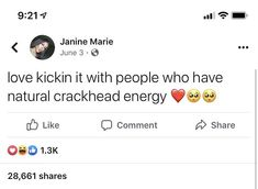 😂💯 me and bestfriend both have natural crackhead energy and ppl be thinking we dumb stupid😂😂 Real Life Quotes, Fact Quotes, Mood Quotes, True Quotes, Relationship Quotes, Qoutes, Twitter Quotes, Instagram Quotes, Freaky Quotes