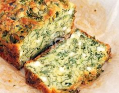 The Big Diabetes Lie Recipes-Diet - Cake saumon courgette (IG bas) - Doctors at the International Council for Truth in Medicine are revealing the truth about diabetes that has been suppressed for over 21 years. Vegetarian Recipes, Cooking Recipes, Healthy Recipes, Spinach Cake, Cake Courgette, Spinach Bread, Diet Cake, Greek Cooking, Deserts