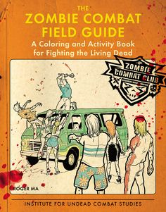 nice The Zombie Combat Field Guide (EUR 8,17)