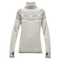 Reduced wool sweaters for women Devold Ona Woman Round Sweater Debbie Macomber, Mode Masculine, Nike Shox, Calvin Klein Pullover, Learn How To Knit, How To Wear, Oversize Pullover, Merino Pullover, Sweaters For Women