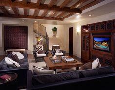 Casa com inspiração mediterranea em Los Angeles (Foto: Erhard Pfeiffer / divulgação)